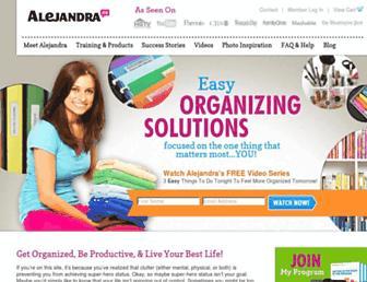 Thumbshot of Alejandra.tv