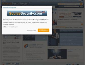 sourcesecurity.com screenshot