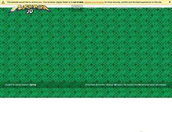pokemon3d.net screenshot