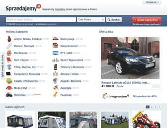 Thumbshot of Sprzedajemy.pl