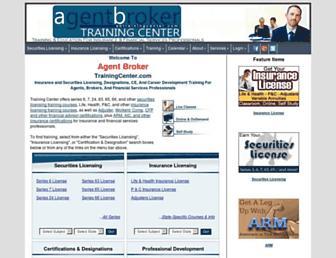 abtrainingcenter.com screenshot