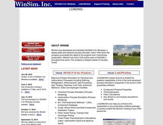 winsim.com screenshot
