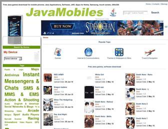 samsung-star-3-duos-s5222.java-mobiles.com screenshot