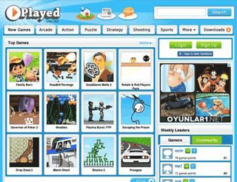 Thumbshot of Playedonline.com