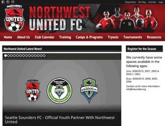nwunited.org screenshot