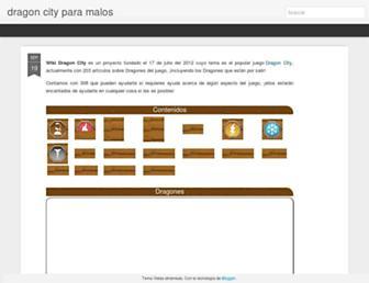 dragonmalos.blogspot.com screenshot