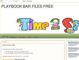 freeplaybookbarfiles.blogspot.com screenshot