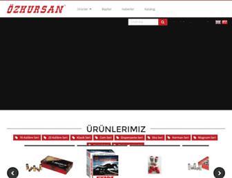 ozkursan.com.tr screenshot