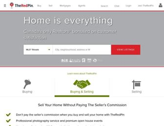 Thumbshot of Theredpin.com