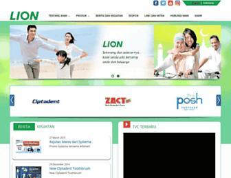 lionwings.com screenshot