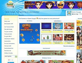 Thumbshot of Game-voyage.com