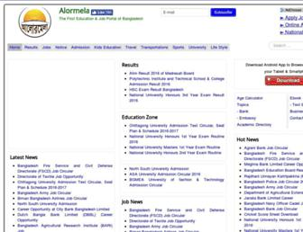 alormela.org screenshot