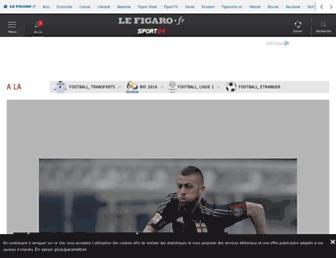 sport24.lefigaro.fr screenshot