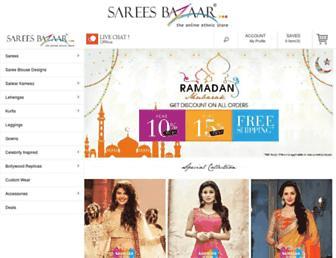 Thumbshot of Sareesbazaar.com