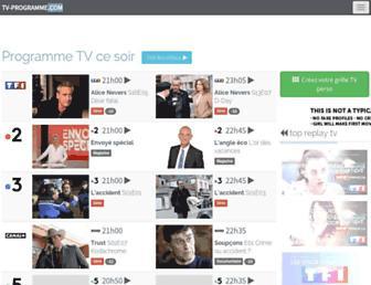 tv-programme.com screenshot