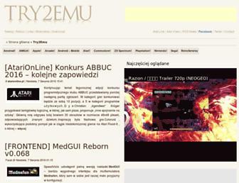 t2e.pl screenshot