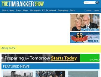 Thumbshot of Jimbakkershow.com