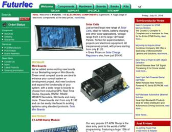 futurlec.com screenshot