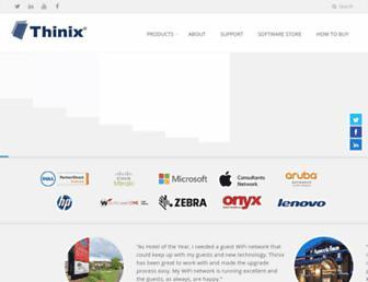 Thumbshot of Thinix.com