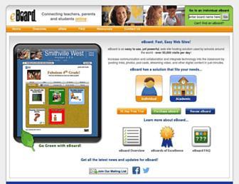 Thumbshot of Eboard.com