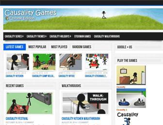 Thumbshot of Causalitygame.com