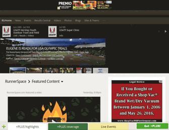 Thumbshot of Runnerspace.com