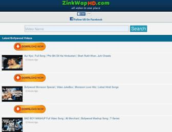 Thumbshot of Zinkwaphd.com