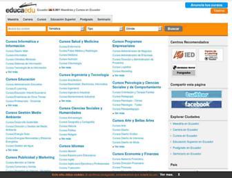 educaedu.com.ec screenshot