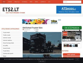 ets2.lt screenshot