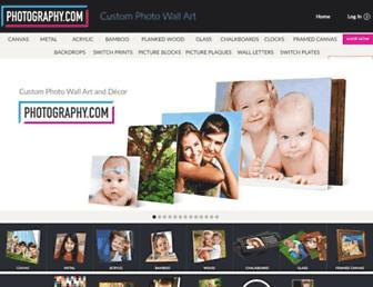 Screenshot for photography.com