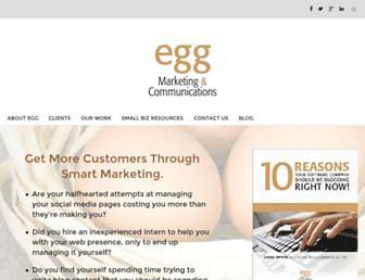 eggmarketingpr.com screenshot