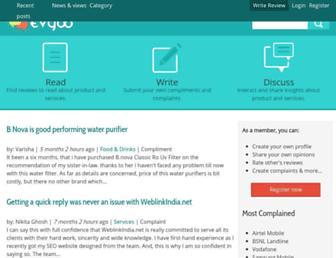 Thumbshot of Evyoo.com