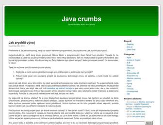 blog.krecan.net screenshot