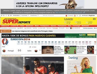 superdeporte.es screenshot