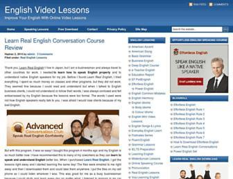 gr8english.com screenshot