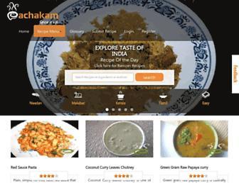 Thumbshot of Pachakam.com