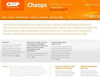 cssp.biz screenshot