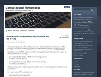 compmath.com screenshot