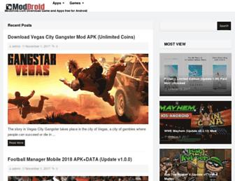 moddroid.com screenshot
