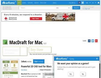 macdraft.en.softonic.com screenshot