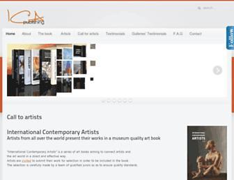 Thumbshot of Incoartists.com