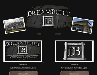 mydreambuilt.com screenshot