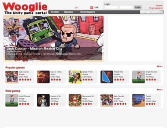 Thumbshot of Wooglie.com