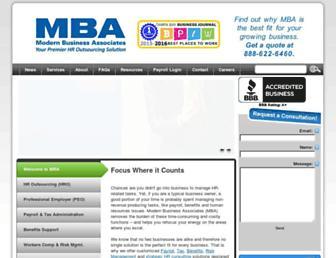 mbapeo.com screenshot