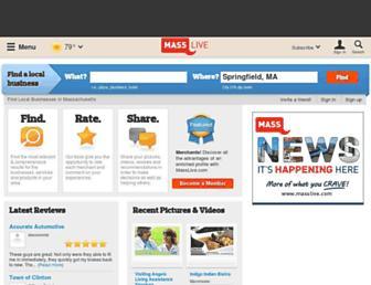 businessfinder.masslive.com screenshot