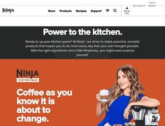 Thumbshot of Ninjakitchen.com