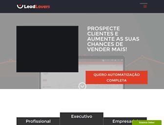 Thumbshot of Leadlovers.com