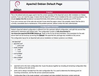 Main page screenshot of demoty.blip.pl