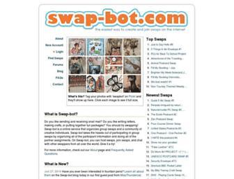 Thumbshot of Swap-bot.com