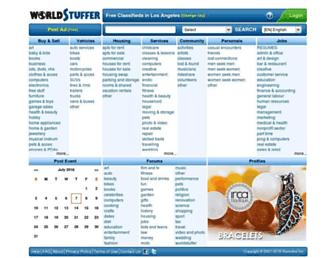 Thumbshot of Worldstuffer.com